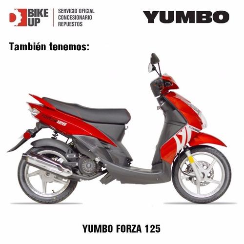 motomel strato euro 125 - empadronamiento gratis - bike up