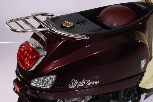 motomel strato euro 150 - motos 32 0km 2020 - la plata