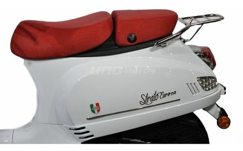 motomel strato euro 150 scooter