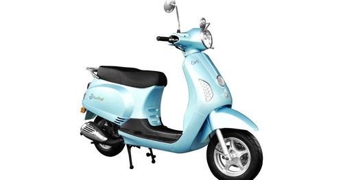 motomel strato euro 150 scooter motos