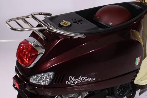 motomel strato euro 150cc - motozuni  flores