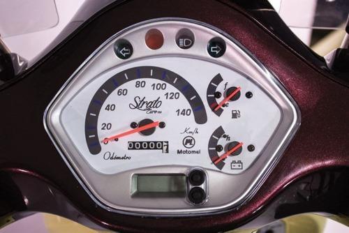 motomel strato euro 150cc - motozuni  llavallol