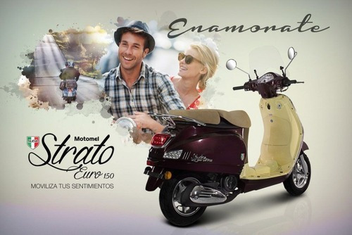 motomel strato euro 150cc - motozuni  quilmes