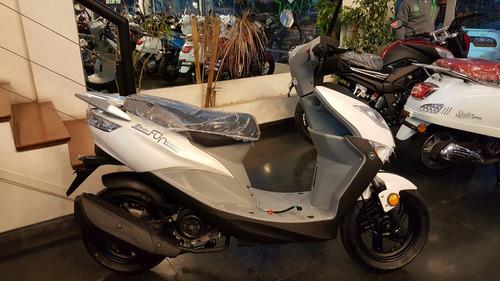 motomel strato fun 80cc scooter lanzamiento