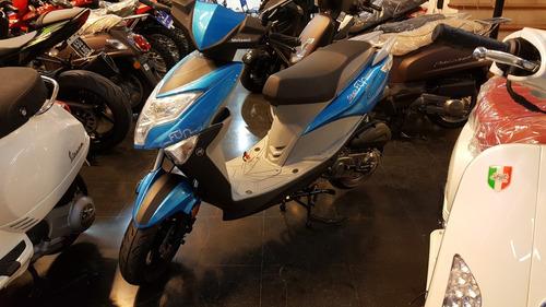 motomel strato fun scooter