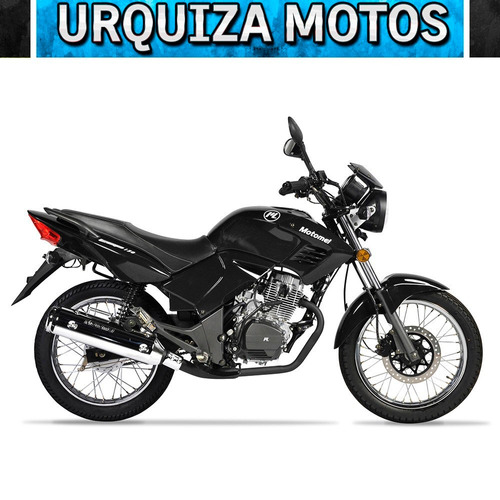 motomel tcp 150 full rayos y disco 0km urquiza motos