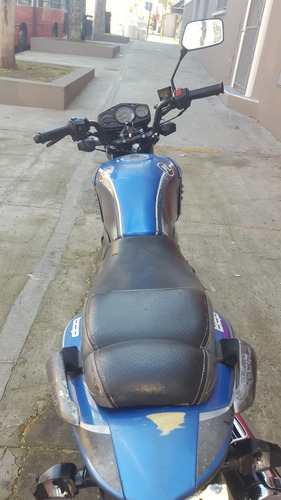 motomel tcp 200 año 2012 motor impecable