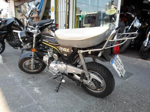 motomel tipo dax s110 motos march