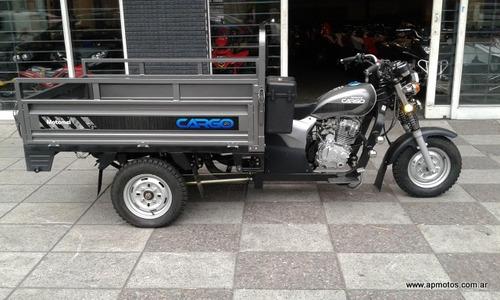 motomel tricargo 150 0km apmotos motocarga delivery