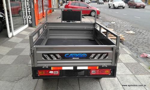 motomel tricargo 150 0km autoport moto con caja delivery