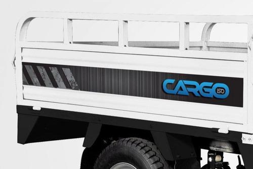 motomel tricargo 150 fab. 2018 outlet 0km zanella tricargo