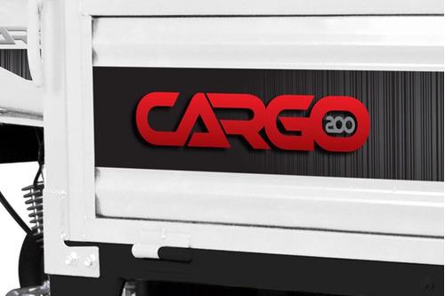 motomel tricargo 200 0km motos ap autoport con caja delivery
