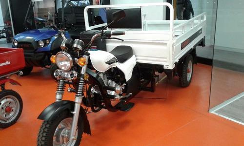 motomel tricargo 200cc 0km  tamburrino motos