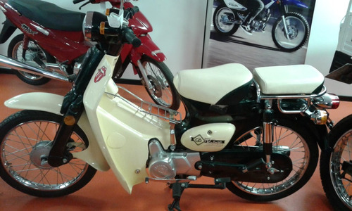 motomel vintage 125cc 2016 impecable