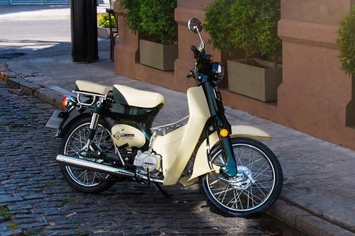motomel vintage moto scooter