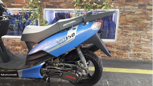 motomel vx 150 okm año 2014 ultima unidad  tamburrino motos
