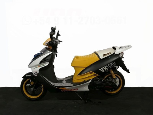 motomel vx 150 racing 0km scooter 0km