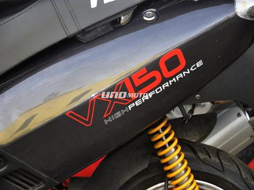 motomel vx 150 temporada anterior 2012 0km