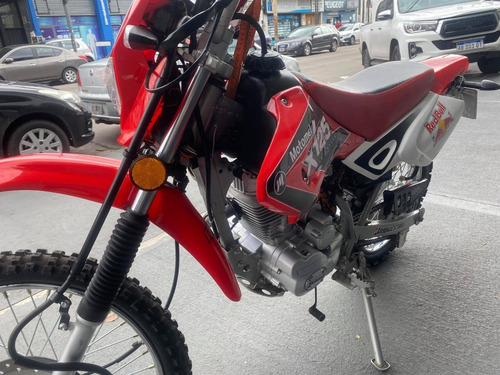 motomel x3m 125 2016 - 700kms reales - impecable !