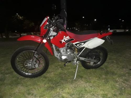 motomel x3m 125 cc excelente estado