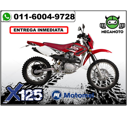 motomel x3m 125cc , moto cross 2018
