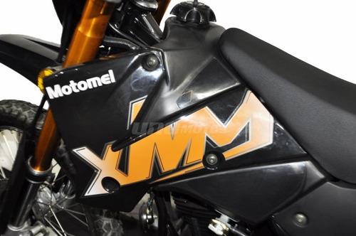 motomel xmm 250 0km cross unomotos linea 2020