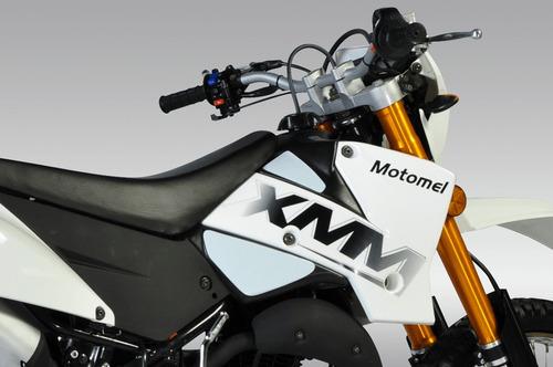 motomel xmm 250cc naranja 0 km
