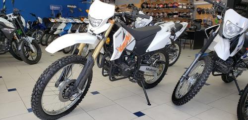 motomel xmm 250cc  = zr xr xtz enduro ahora12/18 prest c/dni