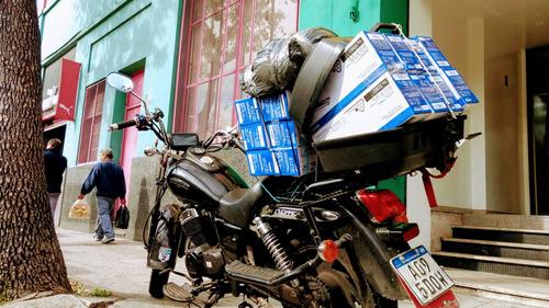 motomensajeria - paquetes - encomiendas tarifa plana en caba