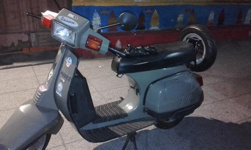 motoneta bajaj stride 150cc estilo vespa