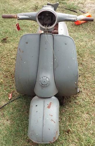 motoneta bambi para repuestos o coleccionista 15000 pesos