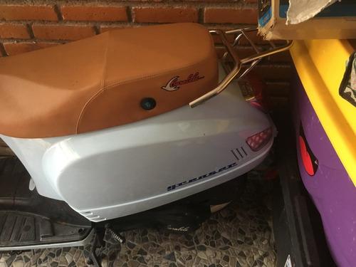 motoneta carabela greaser 2016