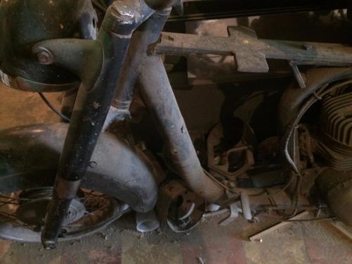 motoneta islo modelo 67 175 c.c.