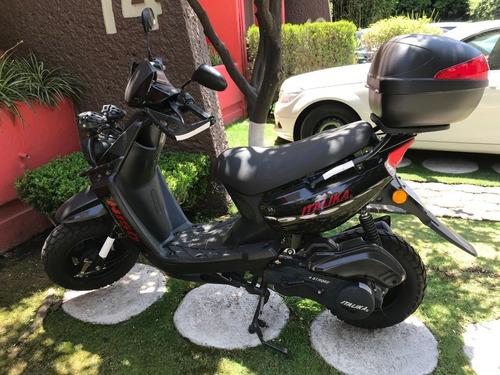 motoneta italika 150ws 2019 equipada y con garantía.