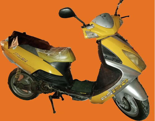 motoneta italika 2010