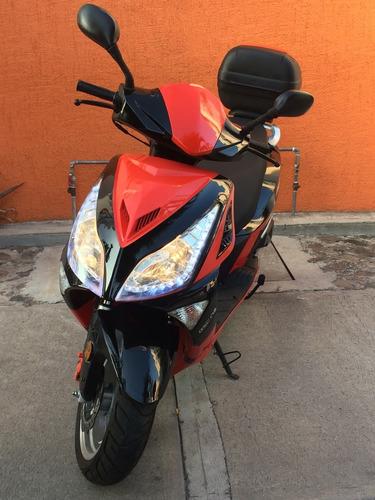 motoneta italika 2017 gsc175