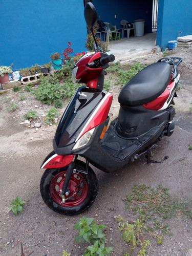 motoneta italika d125