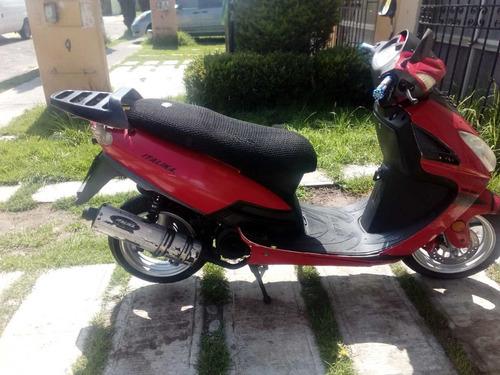 motoneta italika ds150 usada