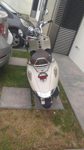 motoneta italika mod. vitalia 125 super precio