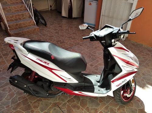 motoneta italika modelo trn 150 2018