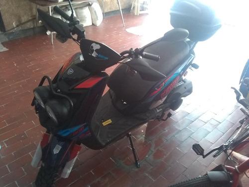 motoneta italika ws150 sport