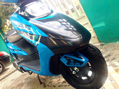 motoneta italika xs125 en perfectas condiciones