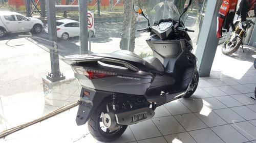 motoneta keeway silverblade 250 cc automatica