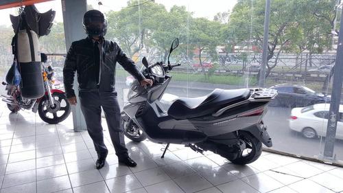 motoneta keeway silverblade 250 cc, inyeccion electronica