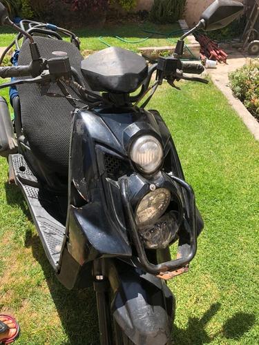 motoneta marca hard-motos año 2014