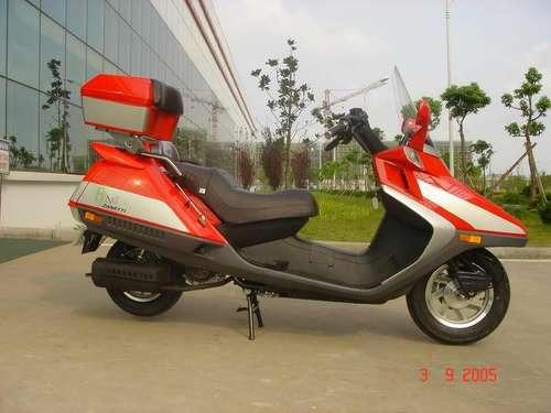 motoneta marca zanetti modelo beneta 150 año 2006