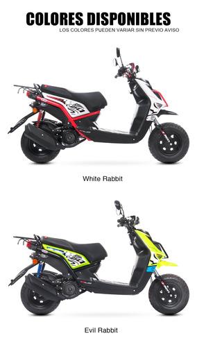 motoneta rabbit islo (carabela) entrega inmediata 2020