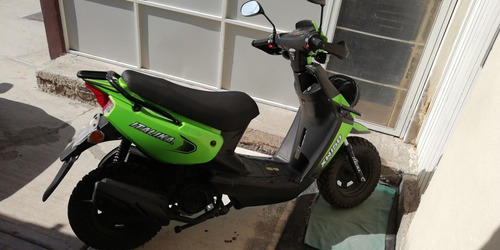 motoneta scooter italika