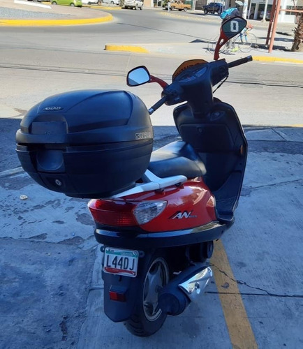 motoneta suzuki 125cc 2014