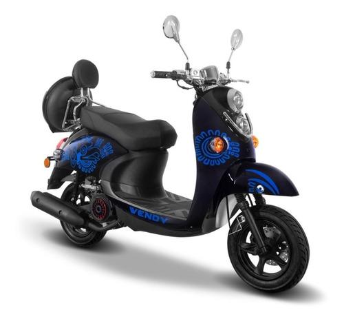 motoneta torino motors wendy 150 negro
